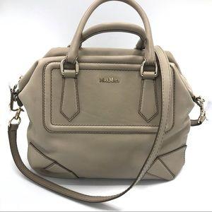 Max Mara Olimpia Tan Handbag